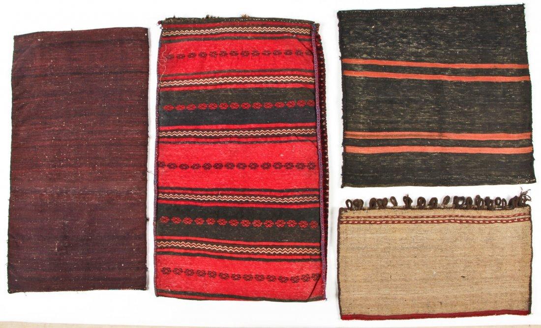 4 Semi-Antique Beluch Rugs, Afghanistan - 6