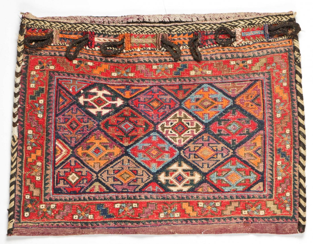 5 Semi-Antique Central Asian/Persian Trappings - 2