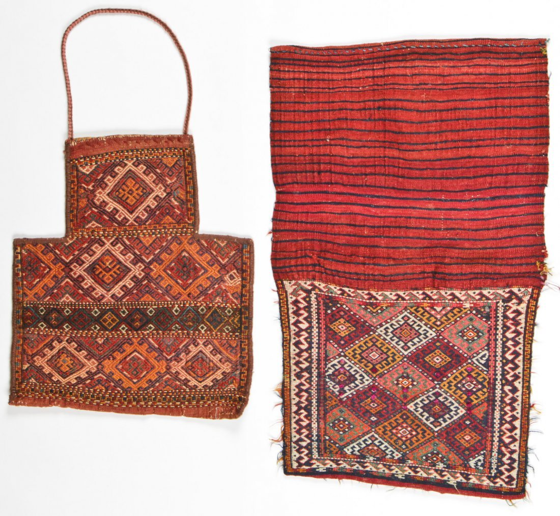 5 Semi-Antique Central Asian/Persian Trappings - 3