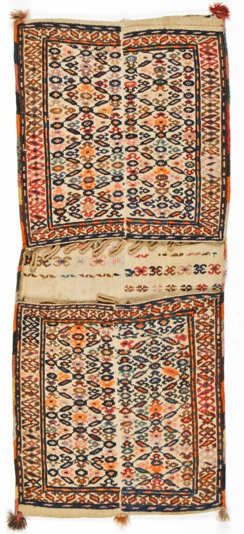 5 Semi-Antique Central Asian/Persian Trappings - 4