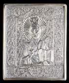 Henryk Winograd Pure Silver Russian Icon