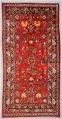 Antique Khotan Rug: 5'8'' x 11'3' (173 x 343 cm)
