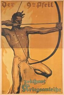 Fritz Erler (1868-1940) Poster
