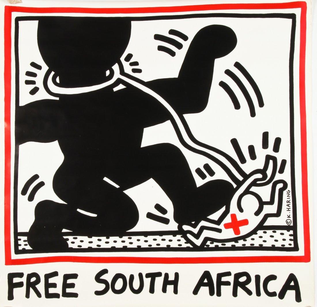Keith Haring (American, 1958-1990) - 2