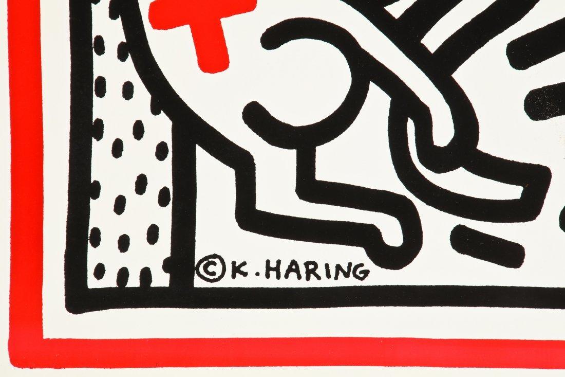 Keith Haring (American, 1958-1990) - 3