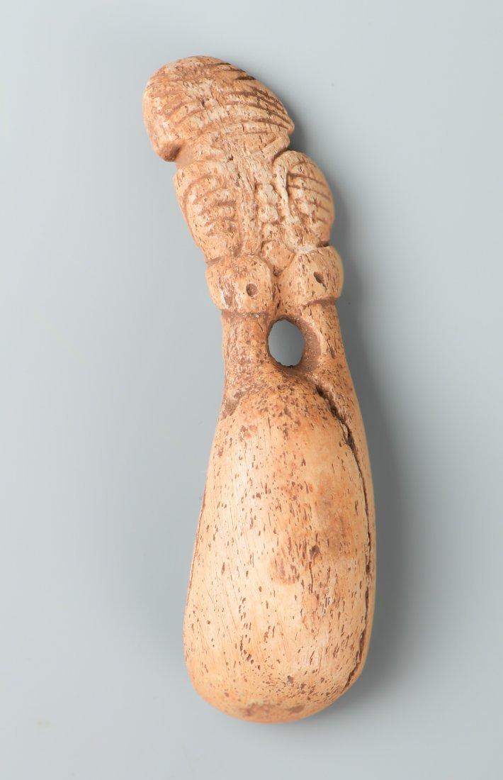 Taino Bone Ladle (1000-1500 CE) - 2