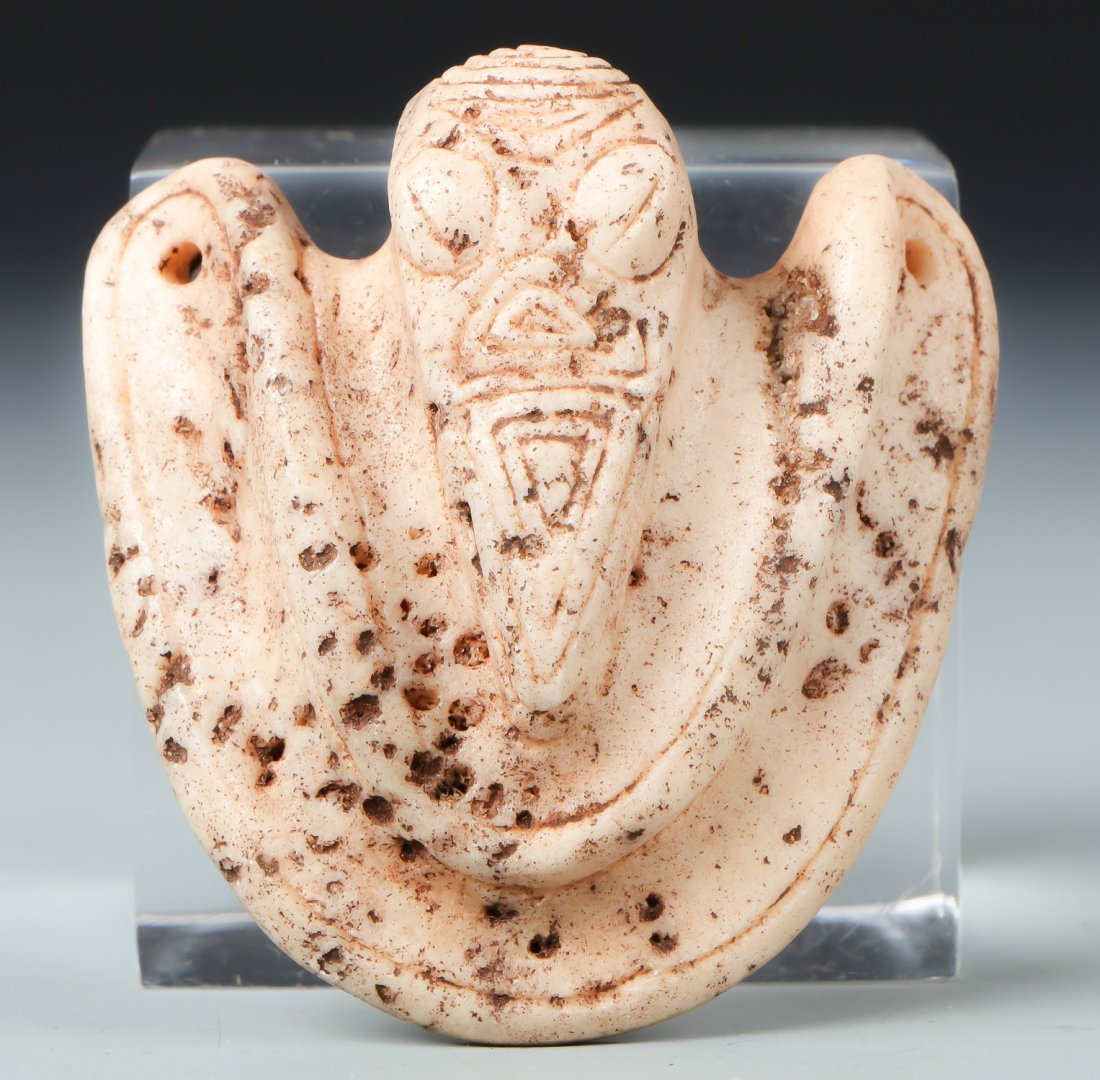 Taino Bird-Shape Pendant (1000-1500 CE)