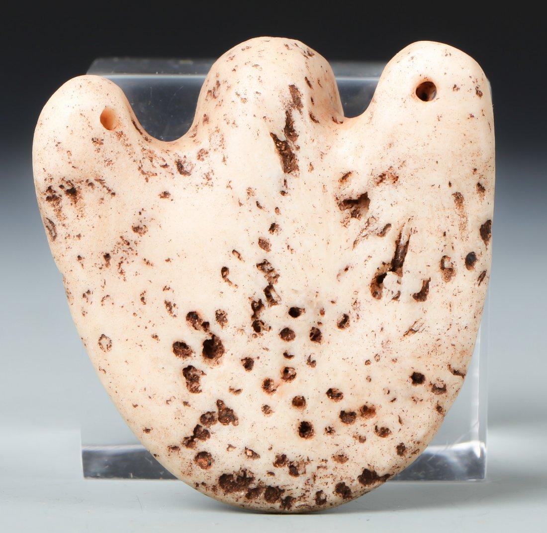 Taino Bird-Shape Pendant (1000-1500 CE) - 2