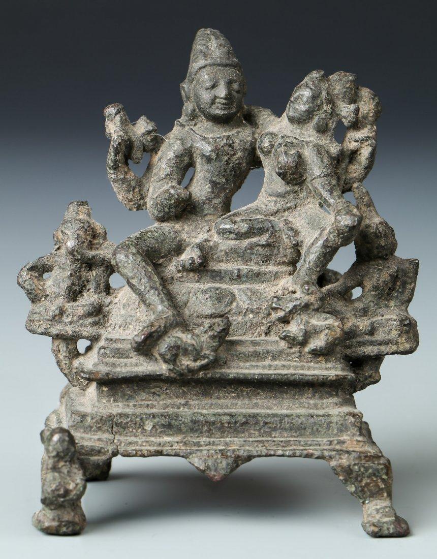 11th/12th C. Bronze Buddha, Pala Period, NE India