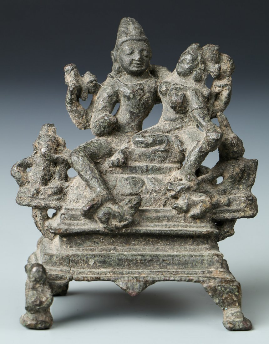 11th/12th C. Bronze Buddha, Pala Period, NE India