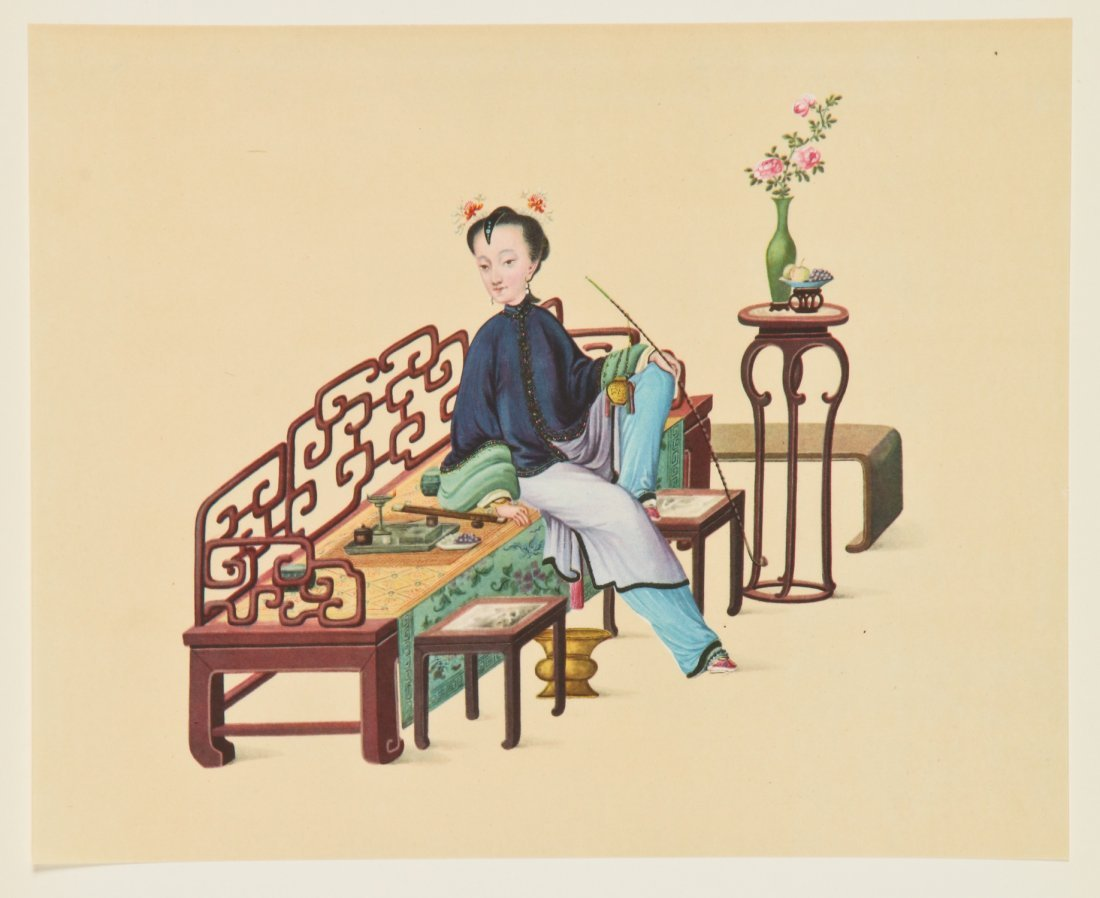 Chinese Miniatures. First series, Pictures from the - 3