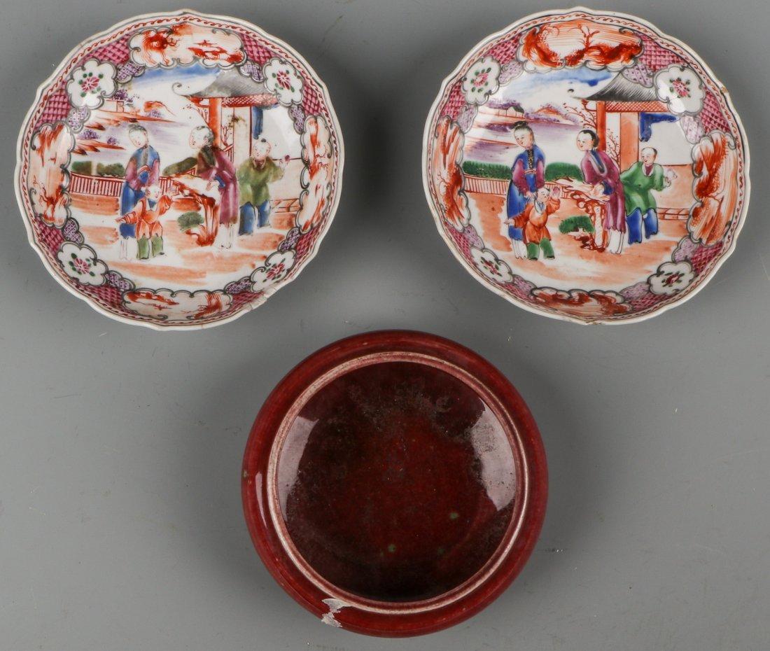 5 Pcs Chinese Export Porcelain - 2