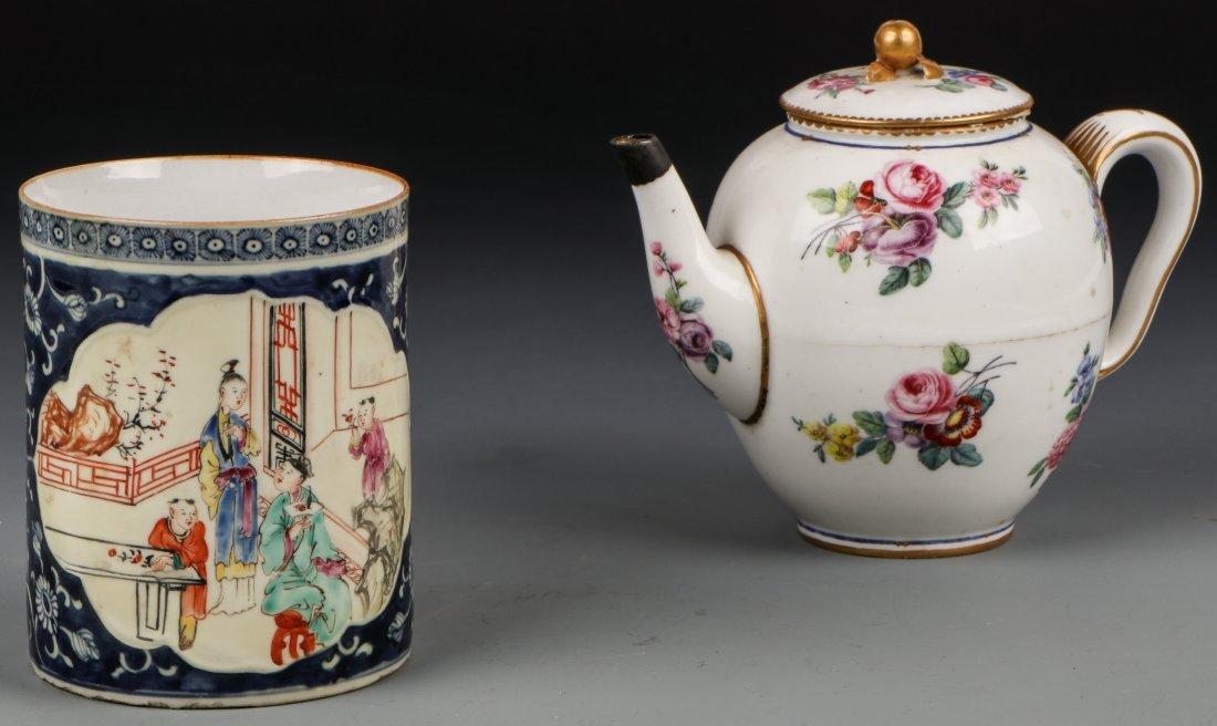 5 Pcs Chinese Export Porcelain - 4