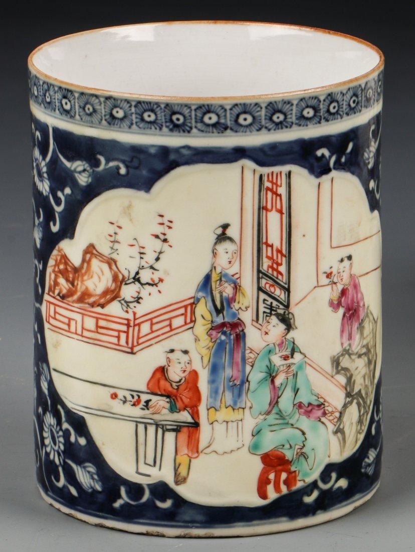 5 Pcs Chinese Export Porcelain - 5