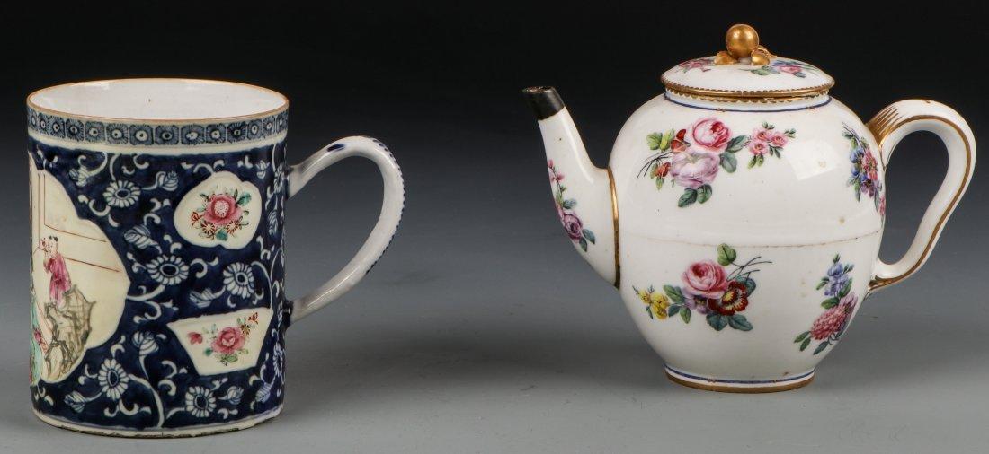 5 Pcs Chinese Export Porcelain - 6