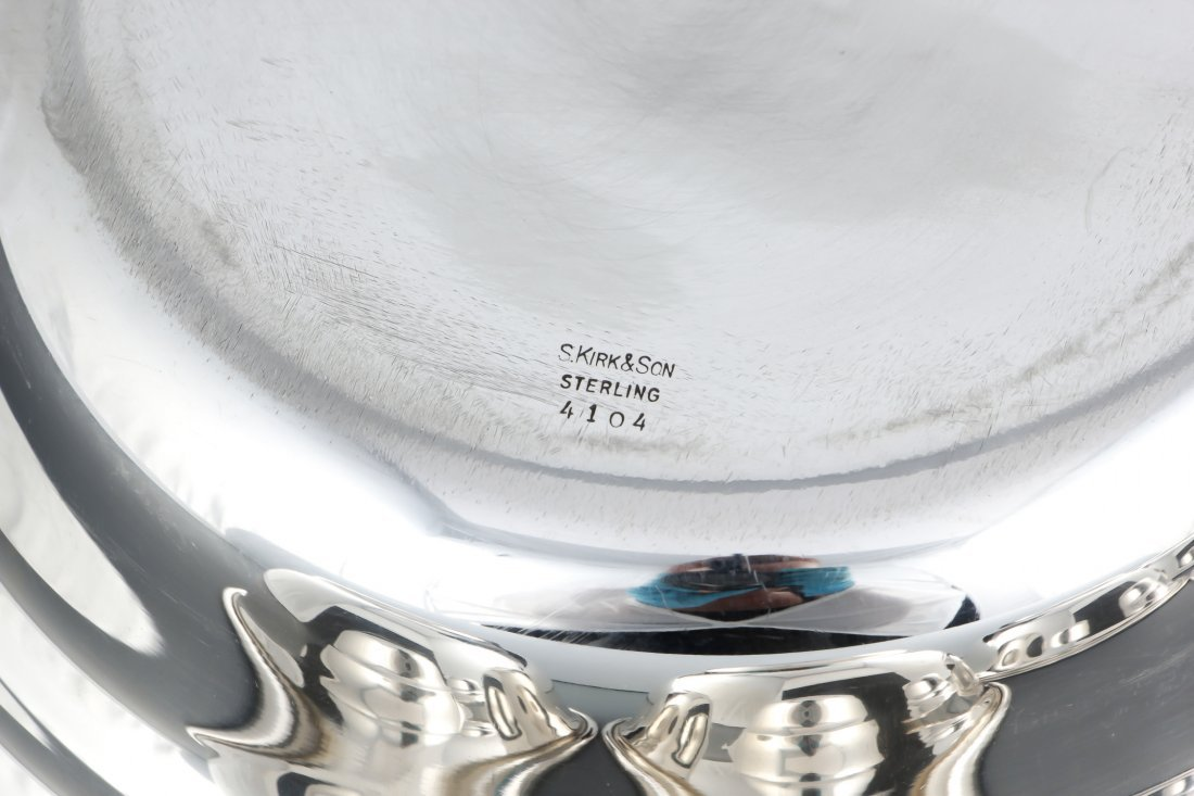 6 S Kirk & Son Sterling Silver Bowls - 3