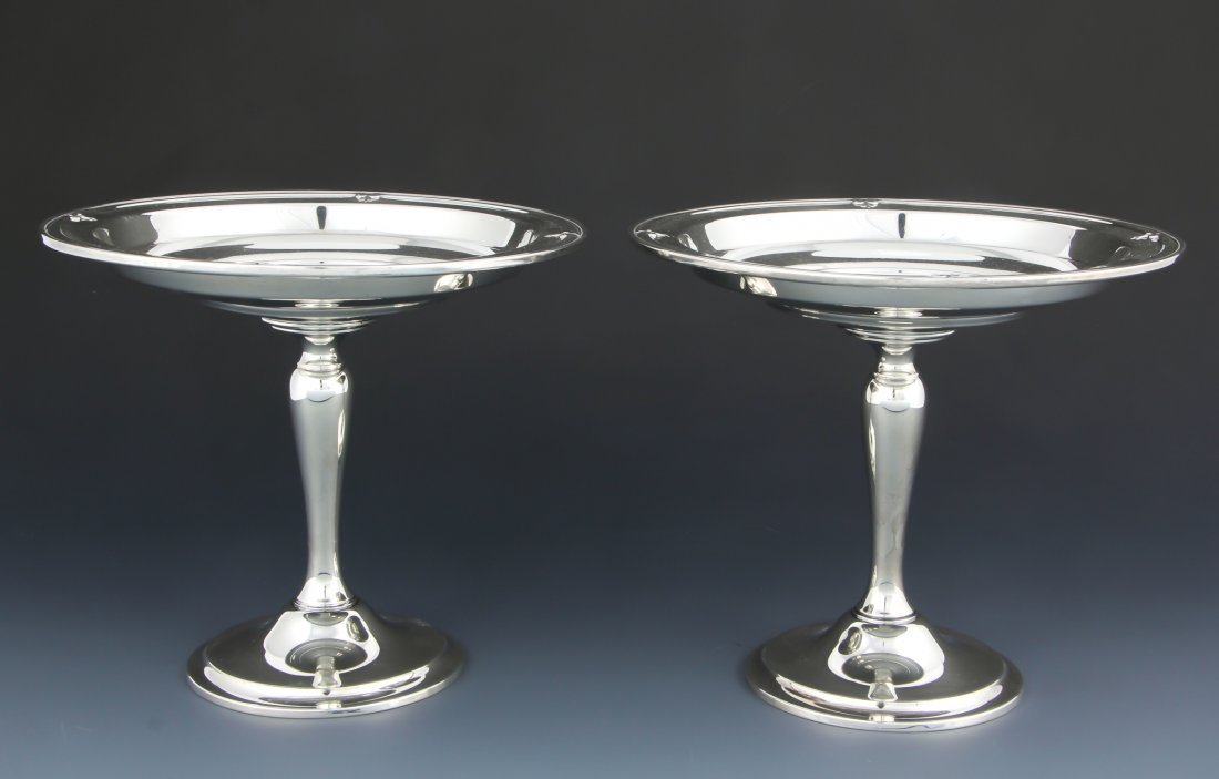 3 Gorham Sterling Silver Table Wares - 2