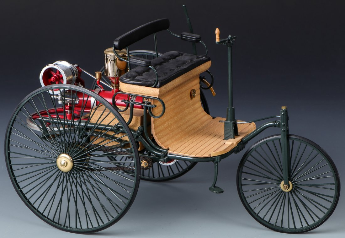 1886 Benz Patent Model