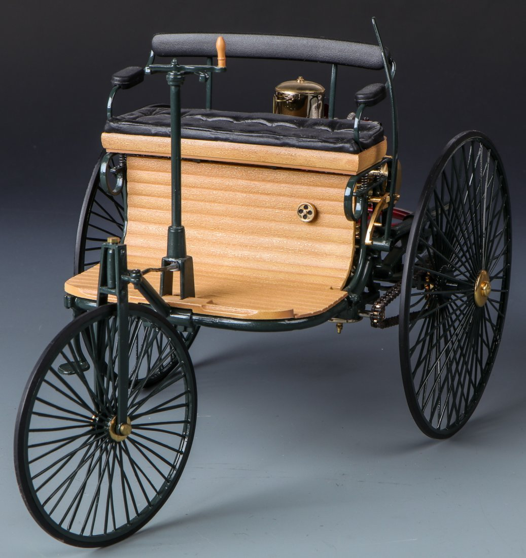 1886 Benz Patent Model - 2
