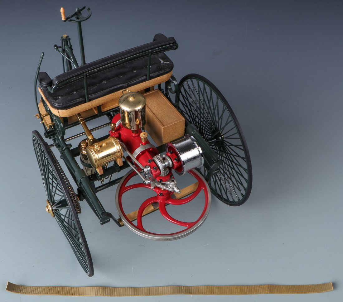1886 Benz Patent Model - 3