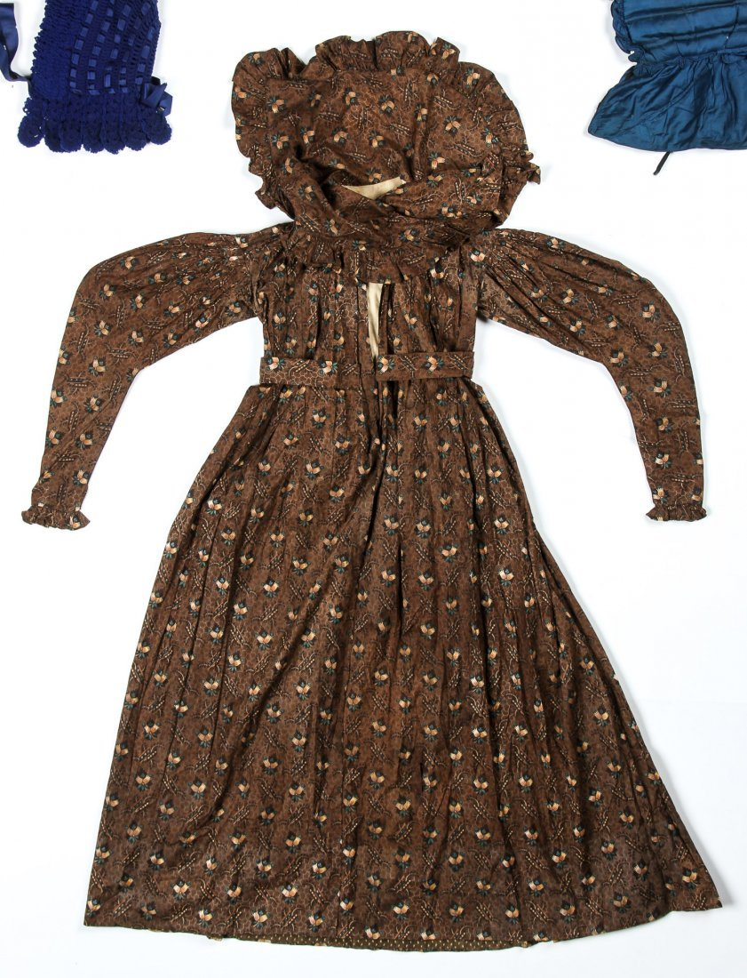 Collector's lot of Antique American Clothing - 8
