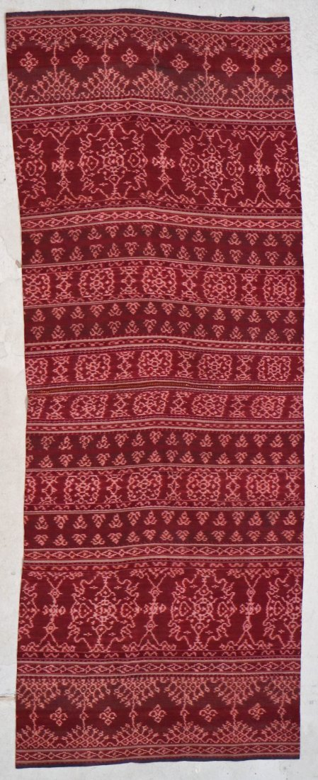 3 Indonesian Textiles, Early 20th C - 8