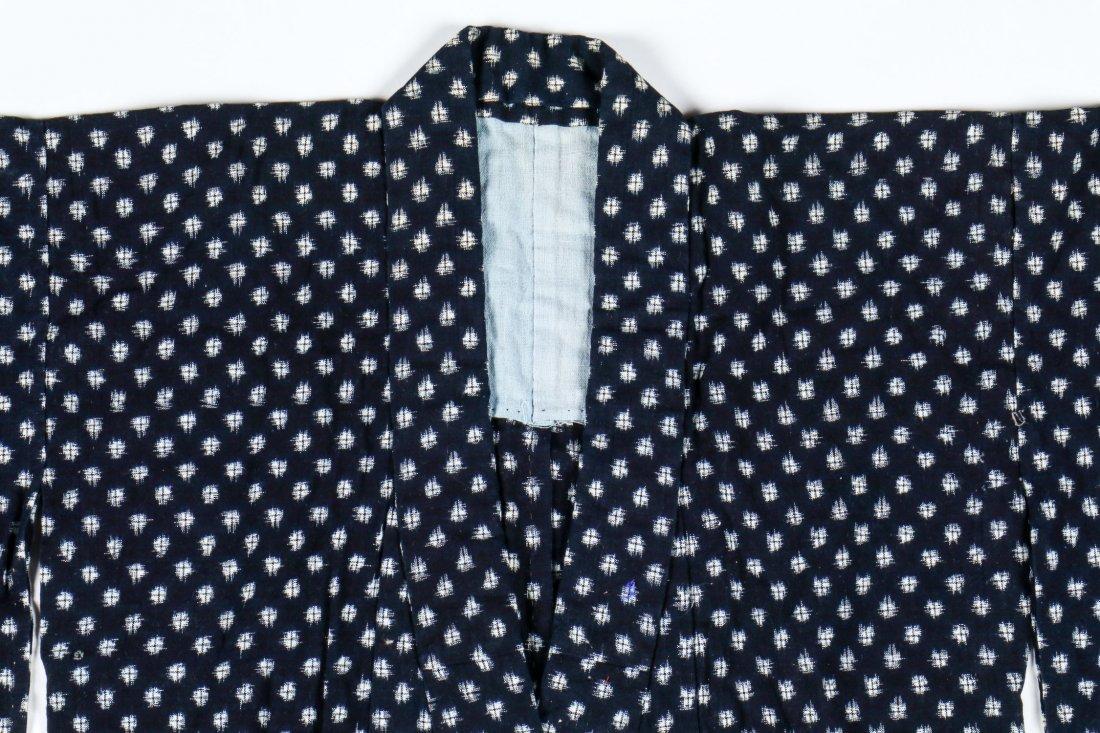 Lot of Japanese Ikat/Kasuri Textiles - 3