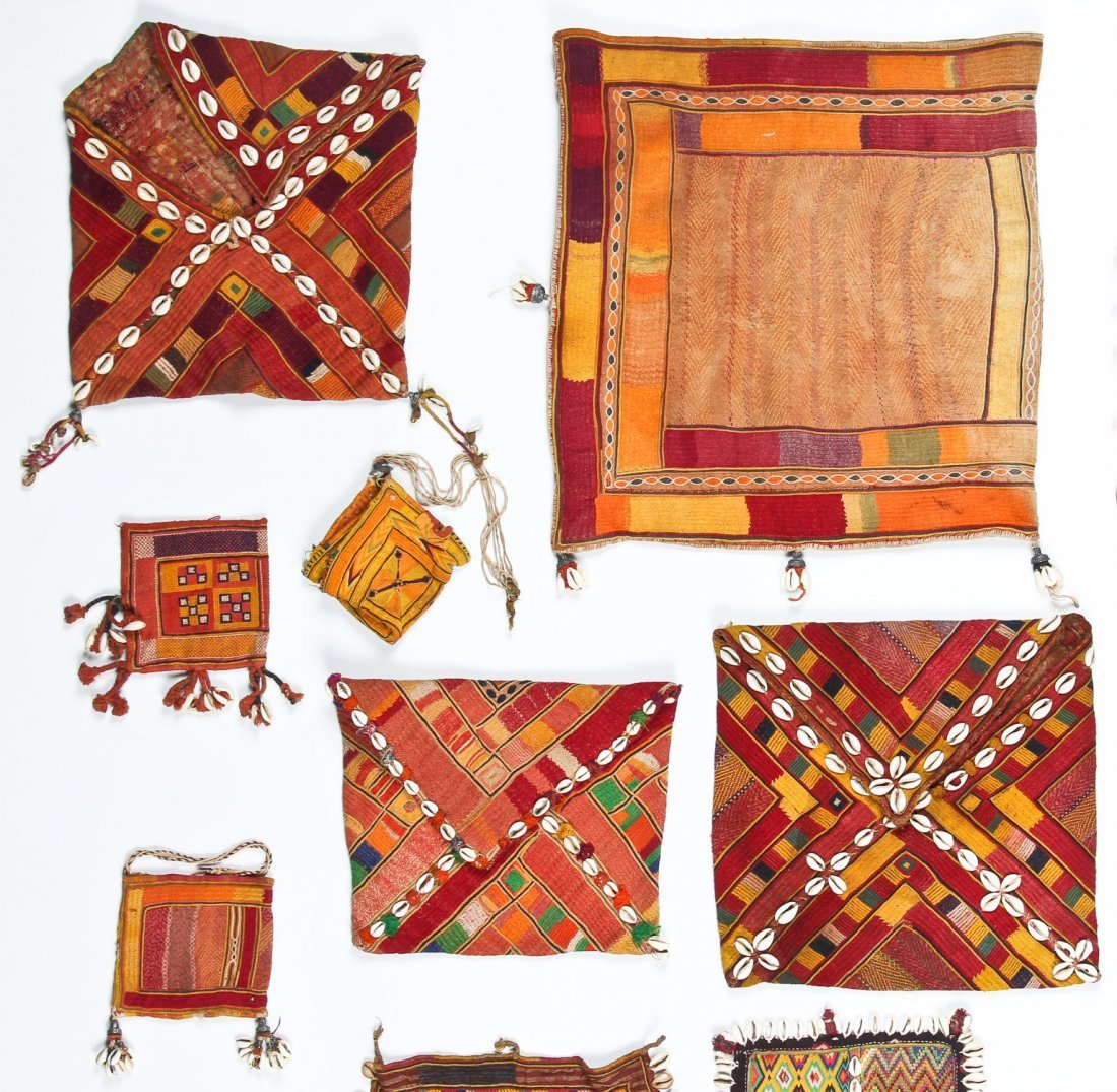 20 Indian Tribal Textiles, Early 20th C - 2