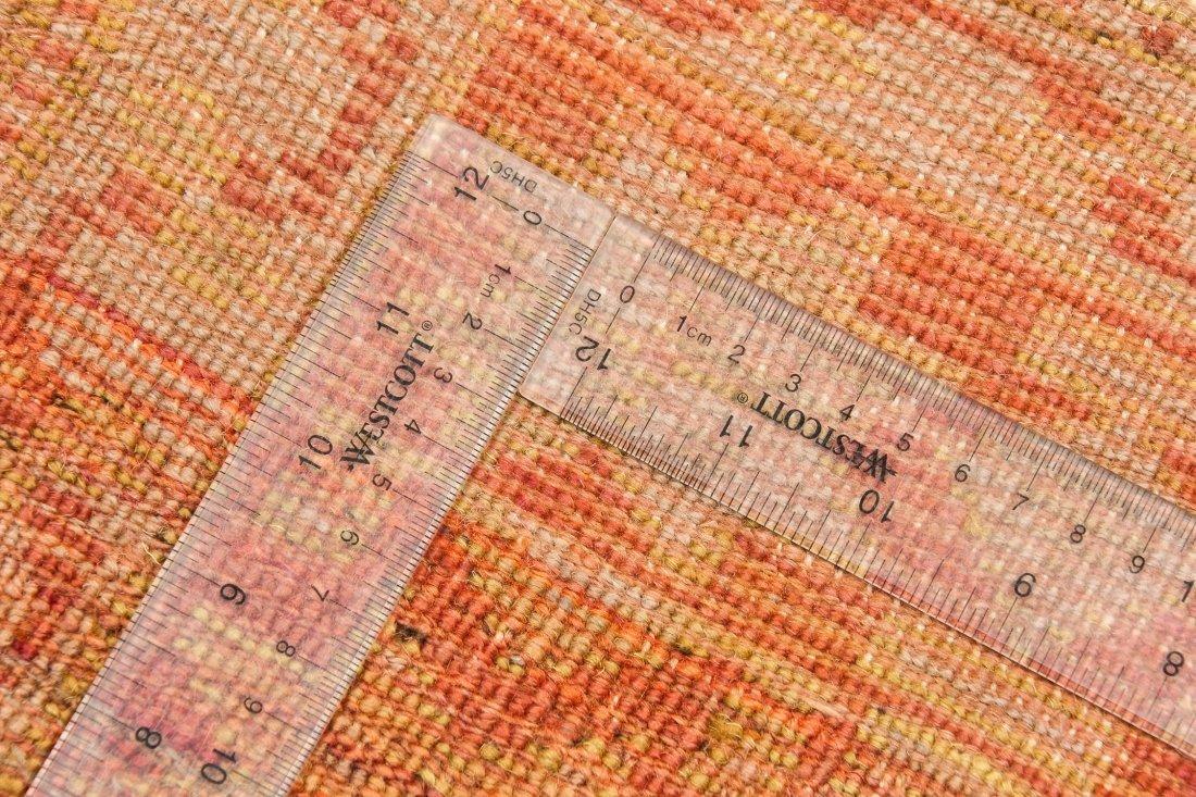 """Antique Oushak Village Rug: 3'3"""" x 4'6"""" (99 x 137 cm) - 5"""