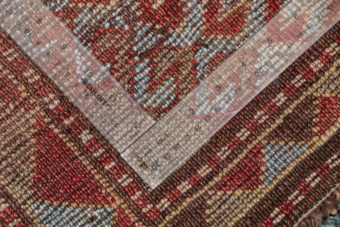 """Antique Kazak Rug: 3'10"""" x 6'11"""" (117 x 211 cm) - 5"""
