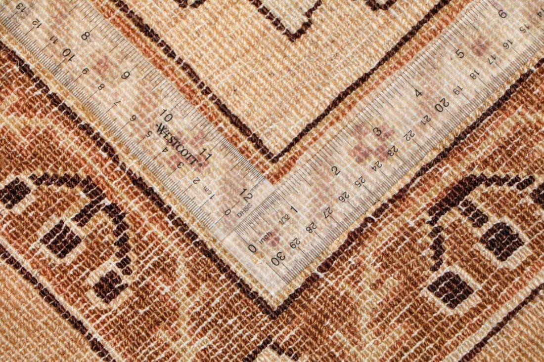Vintage Afghan Rug: 12'0'' x 15'6'' (366 x 472 cm) - 5
