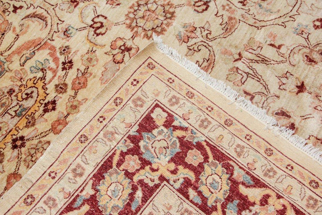 Vintage Afghan Chobi Rug: 9'4'' x 12'3' - 5