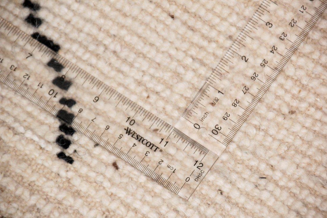 """Vintage Beni Ourain Rug: 5'1"""" x 8'10"""" (156 x 270 cm) - 5"""