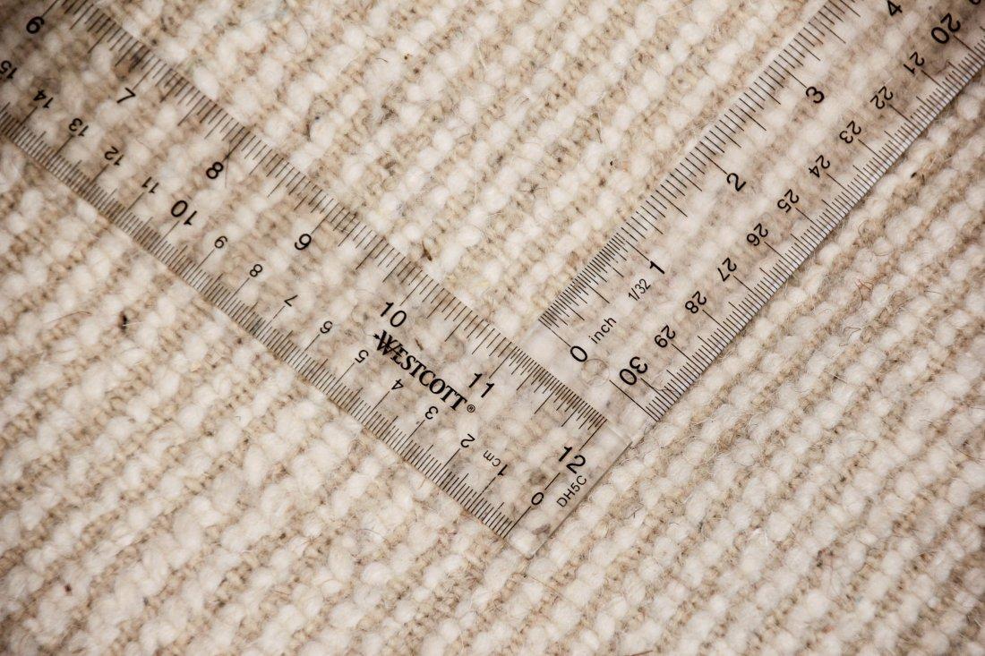 """Vintage Beni Ourain Rug: 5'9"""" x 7'8"""" (175 x 234 cm) - 5"""