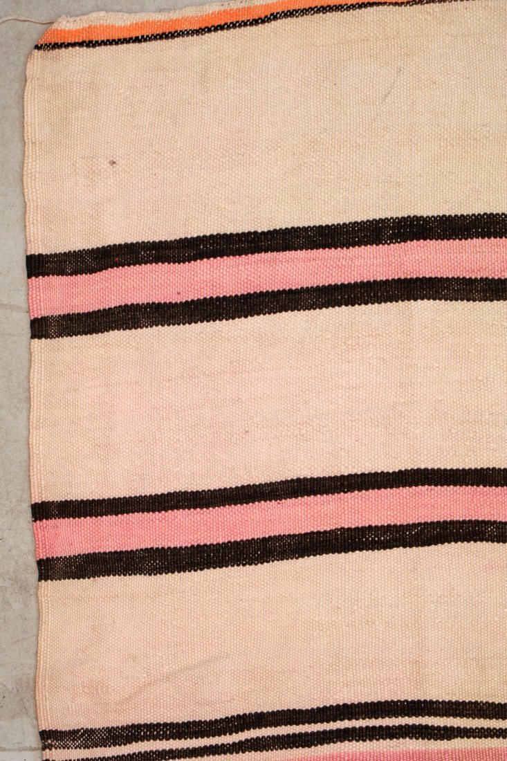"Vintage Moroccan Kilim: 5'6"" x 8'4"" (167 x 255 cm) - 2"