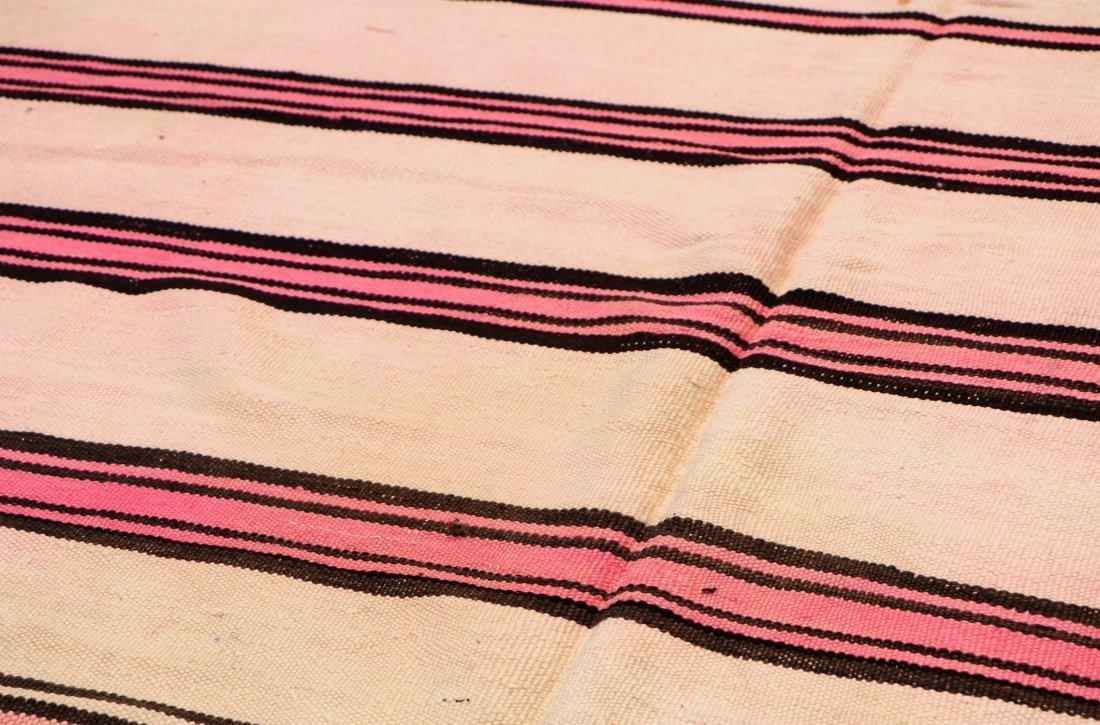 "Vintage Moroccan Kilim: 5'6"" x 8'4"" (167 x 255 cm) - 3"