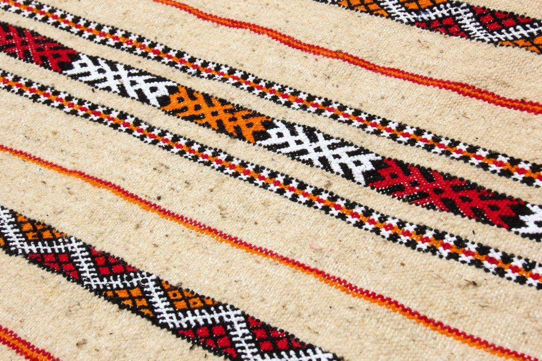 "Pair of Vintage Moroccan Kilims: 2'1"" x 3'2"" (64 x 97 - 7"