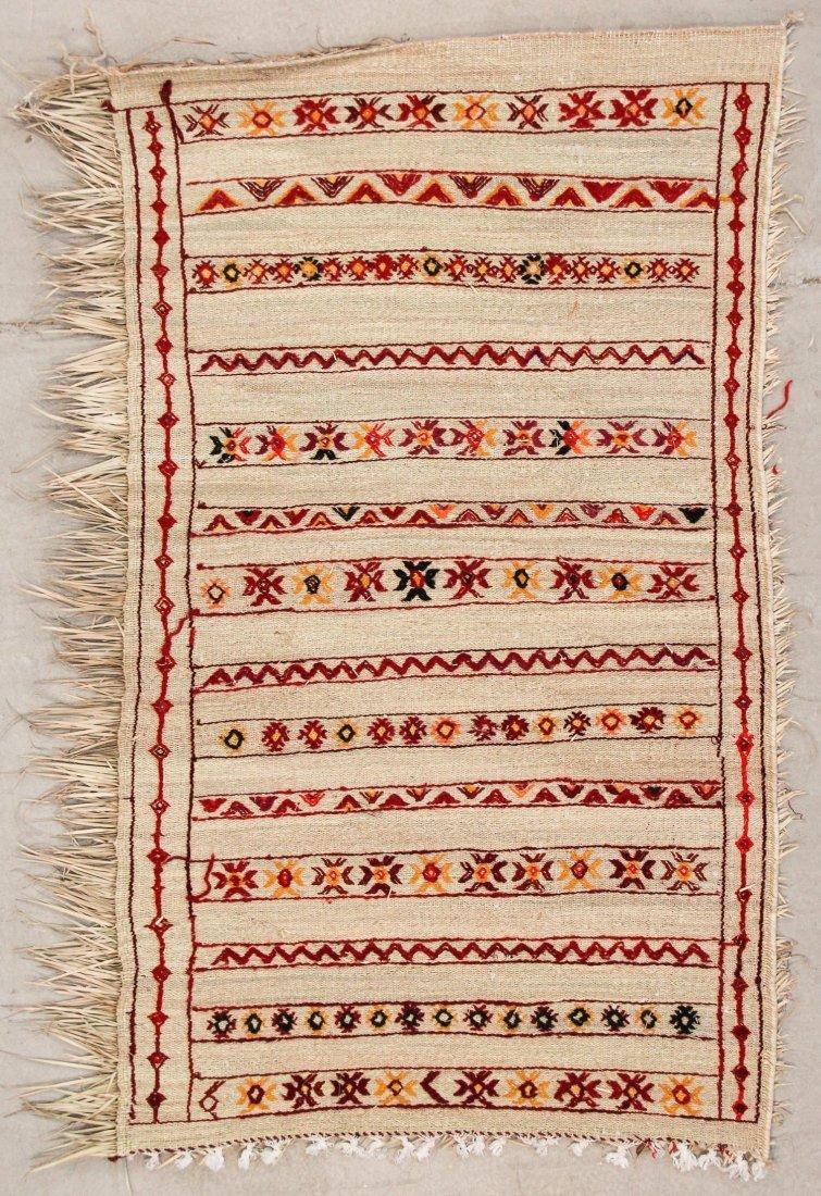 "Middle Atlas Moroccan Rug:  3'6"" x 5'11"" (107 x 180 cm)"