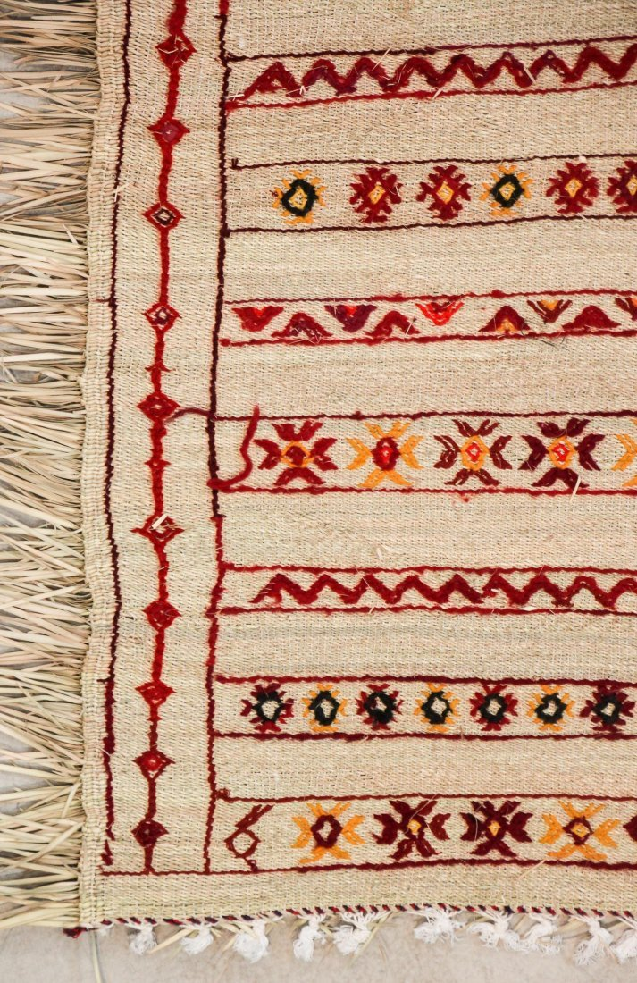 "Middle Atlas Moroccan Rug:  3'6"" x 5'11"" (107 x 180 cm) - 2"