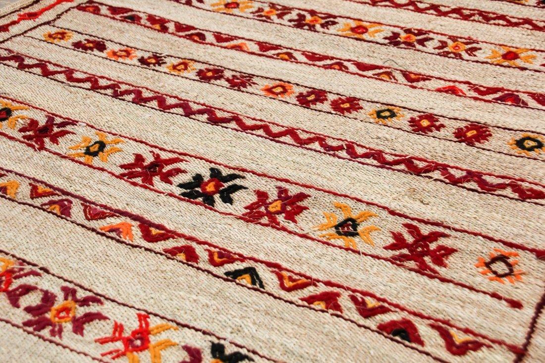 "Middle Atlas Moroccan Rug:  3'6"" x 5'11"" (107 x 180 cm) - 3"