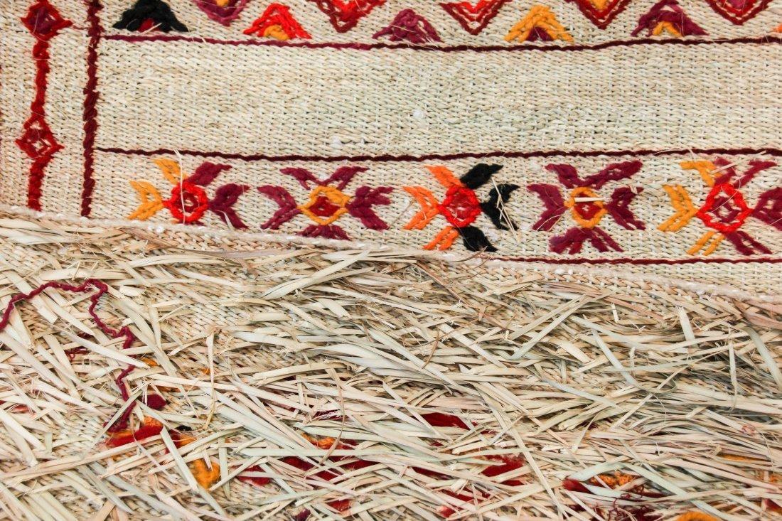 "Middle Atlas Moroccan Rug:  3'6"" x 5'11"" (107 x 180 cm) - 4"