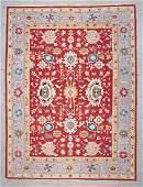 Oushak Style Rug 810 x 1110 269 x 361 cm