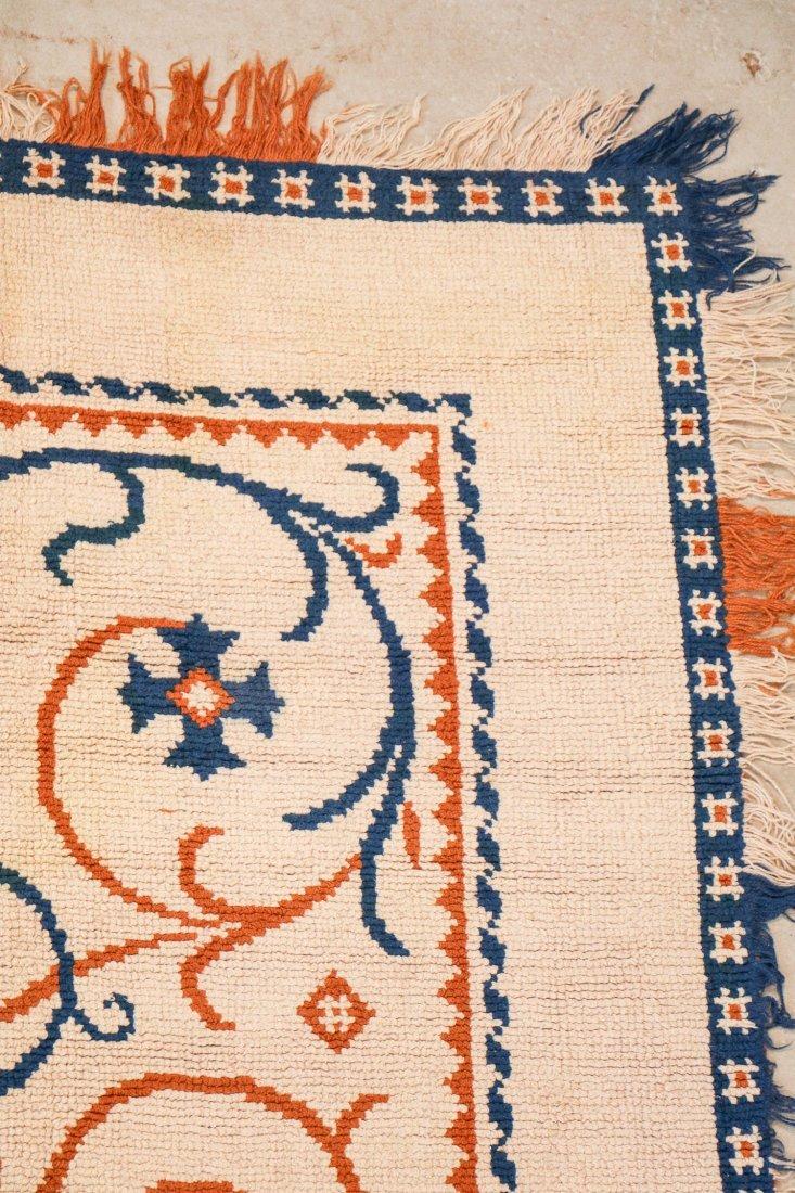 Vintage Spanish Rug: 8'4'' x 11'5'' (254 x 348 cm) - 2