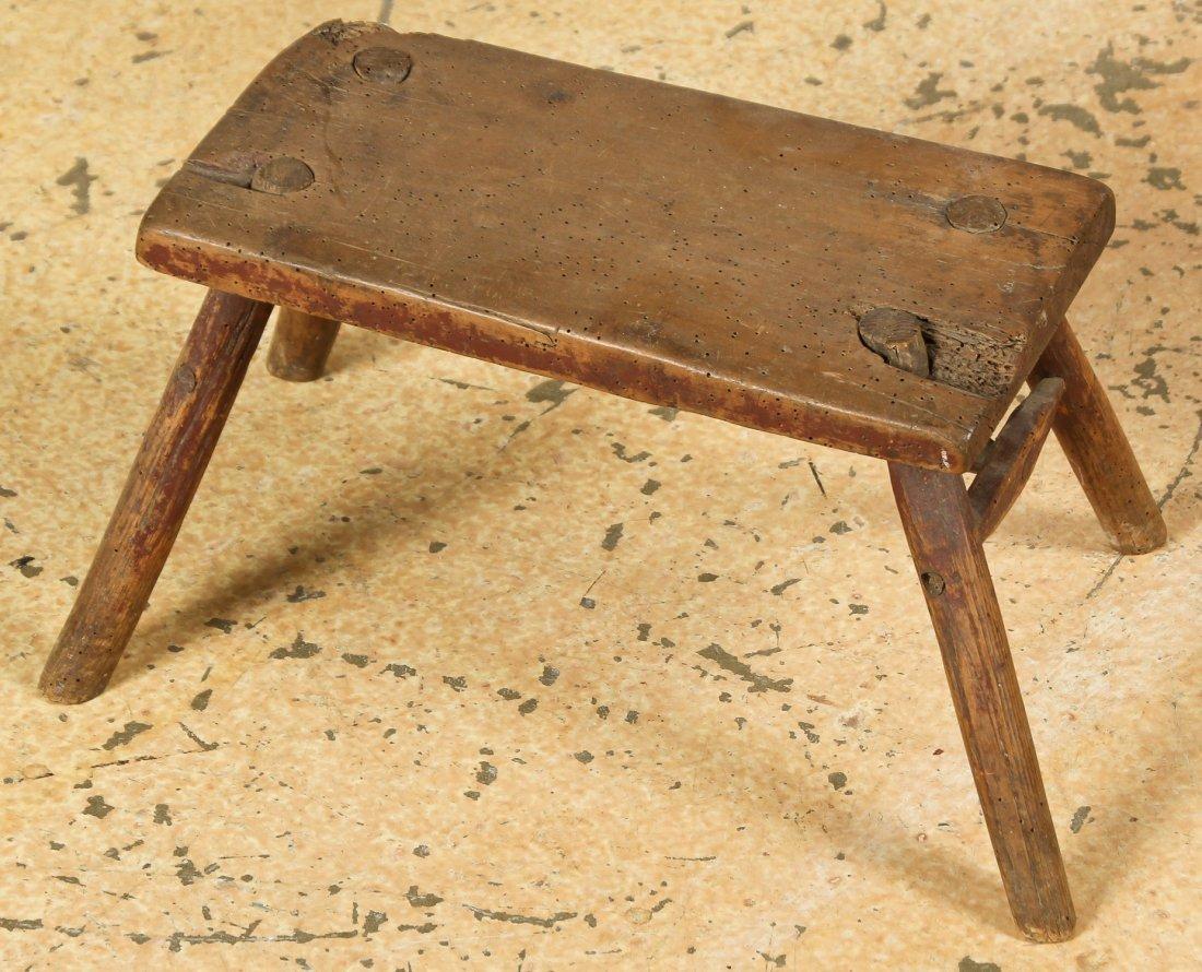 Rustic Suite of Antique American Furnishings - 2