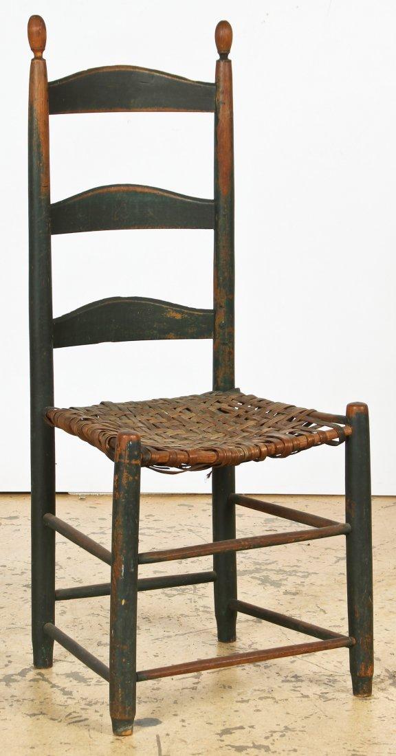 Rustic Suite of Antique American Furnishings - 7