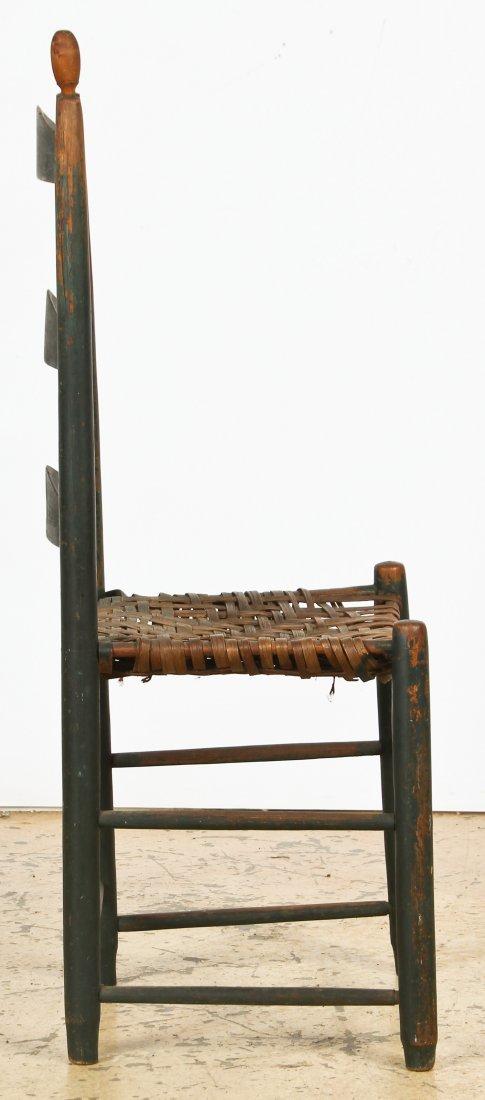 Rustic Suite of Antique American Furnishings - 8