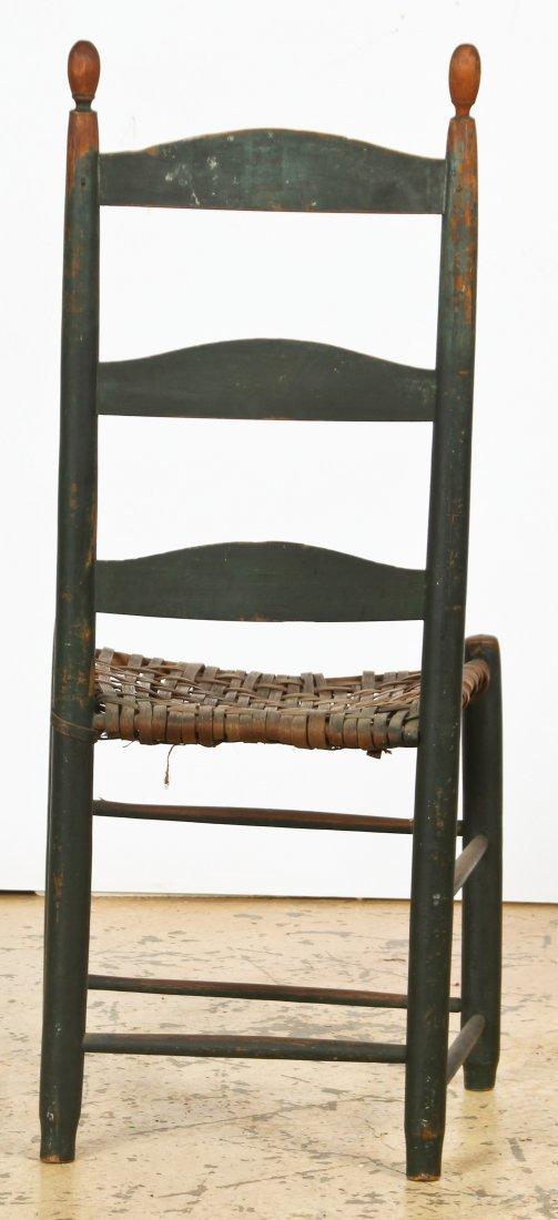 Rustic Suite of Antique American Furnishings - 9