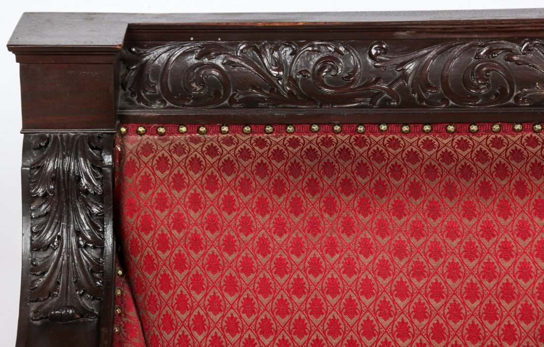 19th C Renaissance Revival Sofa - 2