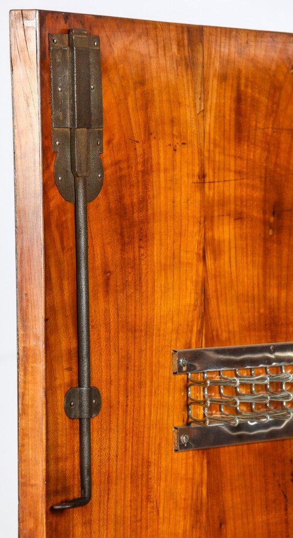 2 Biedermeier Style Armoires - 8