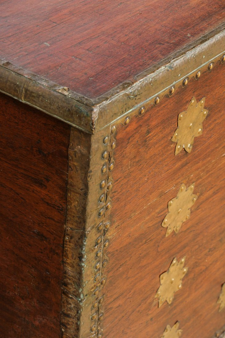 Antique Javanese Dowry Chest - 2
